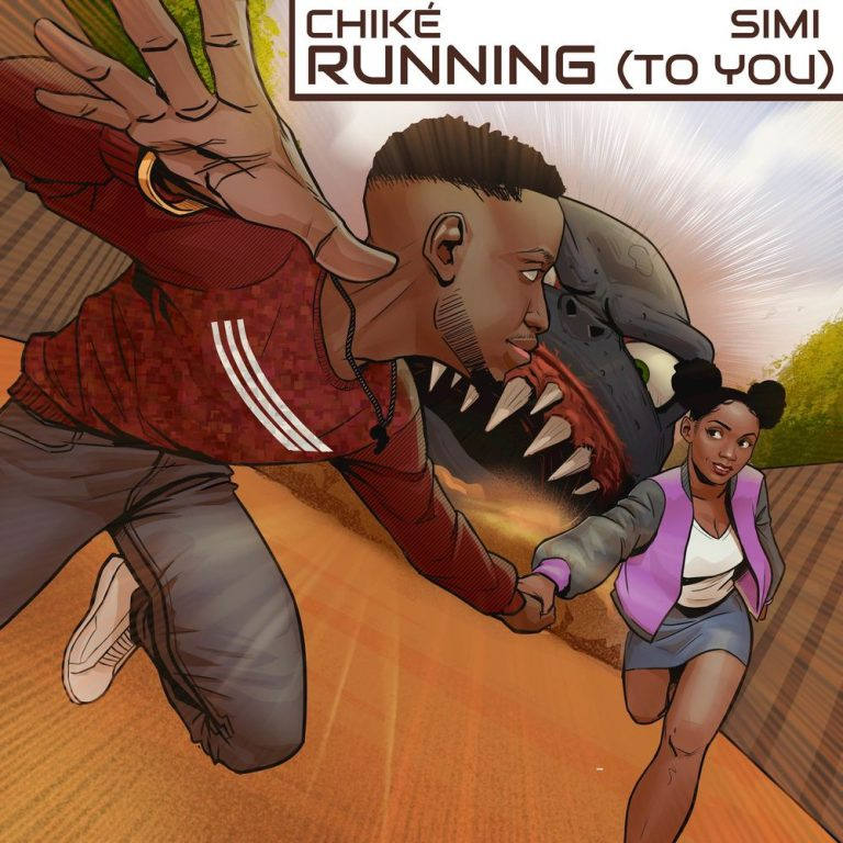 Chike ft. Simi – Running (To You) 1