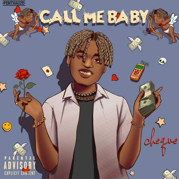 Cheque – Call Me Baby 1